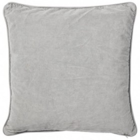 Aisha cushion glacier grey...