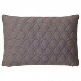 Edita cushion smoked grey...