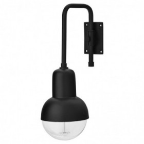 Carmela wall lamp black...