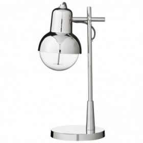 Carmela table lamp silver...