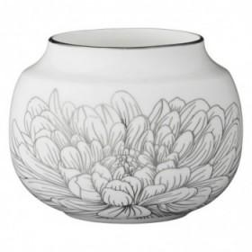Evy vase white 7 cm.