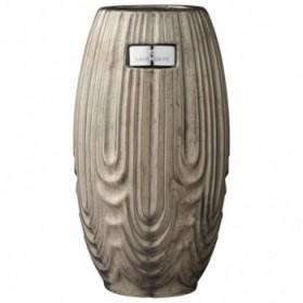 Sarah vase pewter 26 cm.