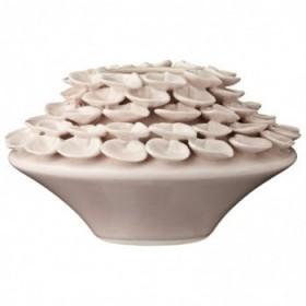 Stina vase silver peony 12 cm.