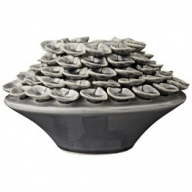 Stina vase monument grey 12...