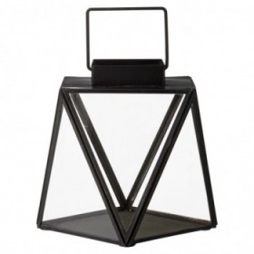 Allena lantern clear 19 cm.