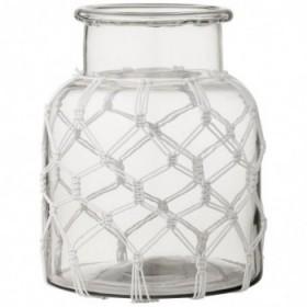 Milla lantern clear 22 cm.