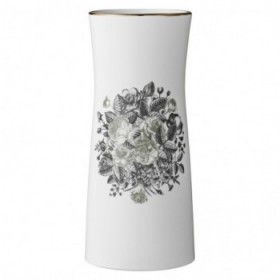Adria vase white 21 cm.