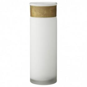 Isadora vase white 31 cm.
