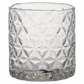 Blasia vase clear 11 cm.