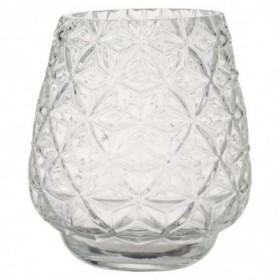 Blasia vase clear 16 cm.
