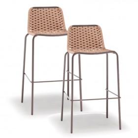 Pair of garden stools