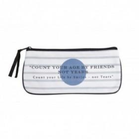 Cossy cosmetic bag 23x10 cm.