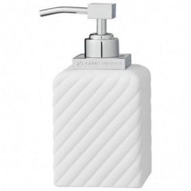 Roberta dispenser white 16 cm.