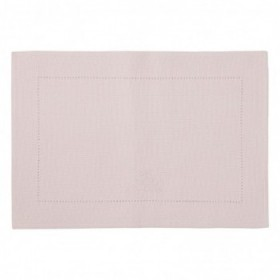 Mercy placemat barely pink...