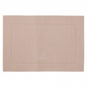 Mercy placemat pale blush...