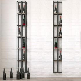 Biblio wine rack