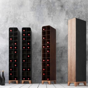 Soft Slim wine rack