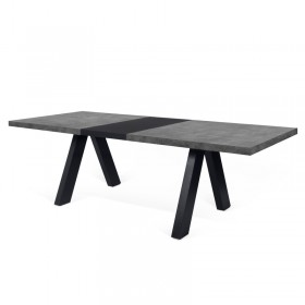 Apex extendible table
