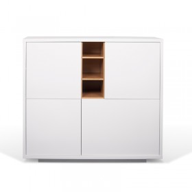 Niche Cupboard con base piena