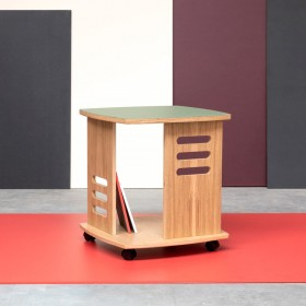 Noble trolley-table