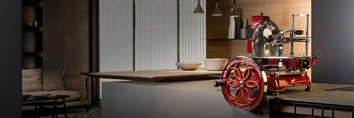 Slicers and accessories for your kitchen | Loft Privato